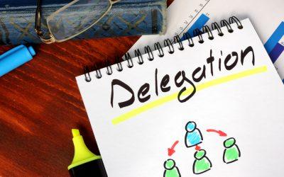 The Art of Delegation