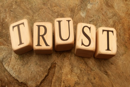 Great leaders manage perceptions - the trust filter